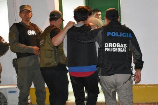 Capo Narco de Orán Detenido