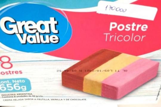 Anmat ordenó el retiro de una conocida marca de helados