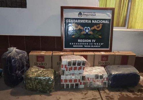 En la Frontera de Bermejo siguen Bagayando!!!