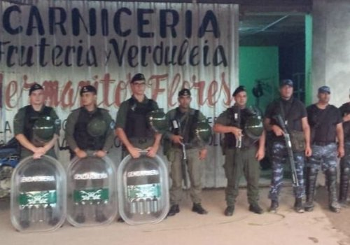 Un preso de Orán líder de banda narco !!!