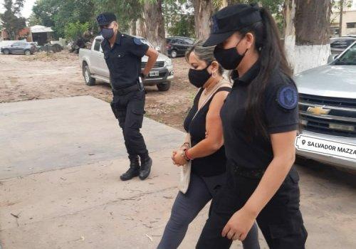 Una mujer con pedido de captura internacional DETENIDA