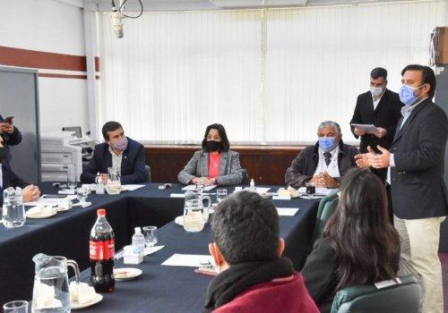 El Gobierno Provincial buscan sars-cov2 en aguas residuales de Salta
