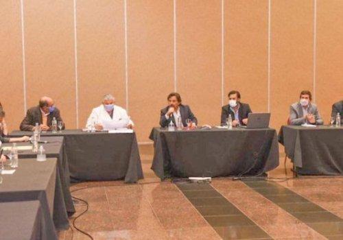 El Gobernador se reunió con los 6 hospitales de la capital salteña