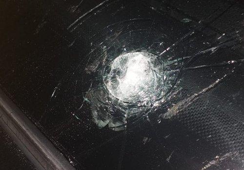 Orán: rondas periódicas e investigación sobre el impacto de un proyectil en un vehículo