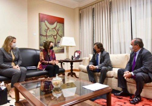 Embajada EEUU en SALTA fortalecen la lucha contra delitos complejos con aporte internacional