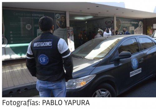 SALTA: Detuvieron a un empleado del IPS